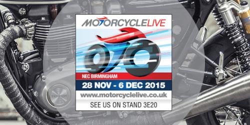 Speed Triple and complete new Bonneville range at Motorcycle Live 2015