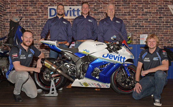 Devitt RC Express Racing add Bonner to 2016 line-up