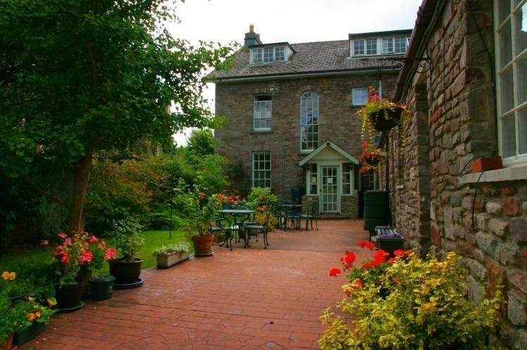 The Grange Guesthouse, Biker Friendly, Brecon, Powys, Wales