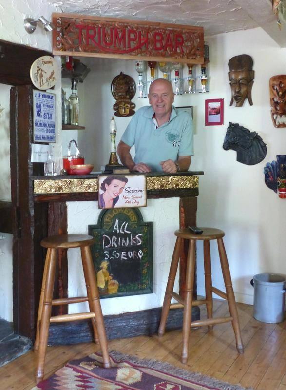 Vine Cottage, Biker Friendly, Bar, Wissen, Germany