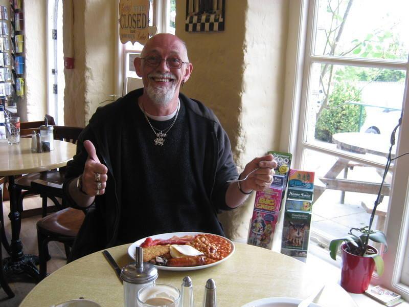 Dave Owen - winner Woodleigh Coach House Cafe
