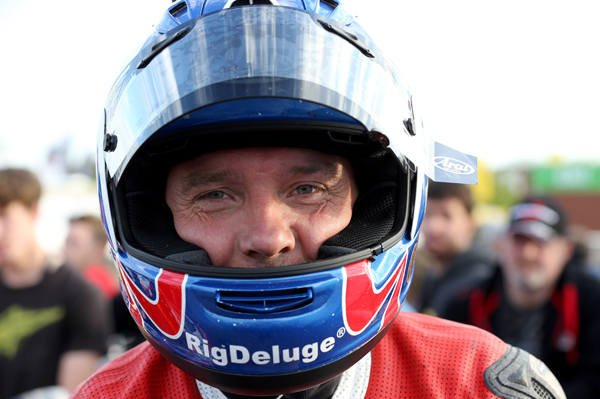 Keith Amor to make Classic TT debut with Dunnell Racing 12 months late