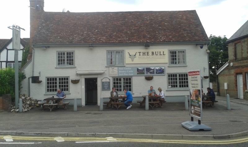 The Bull, Biker Friendly, Barton le Clay, Bedfordshire