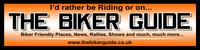 <!-- 003 --> 'Id rather be riding' stickers