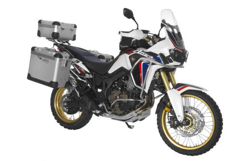Touratech Presents Range of Accessories for the New Africa Twin