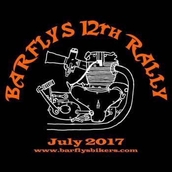 Barflys Rally 2016, July, Gloucestershire