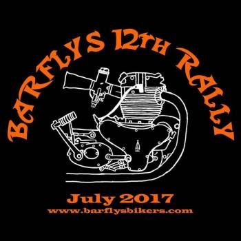Barflys Rally 2016, July, Gloucestershire