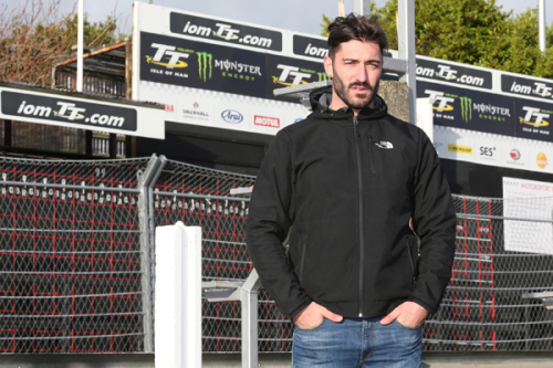 FORMER WORLD SUPERBIKE RIDER ALESSANDRO POLITA TO MAKE TT RACES DEBUT IN 20