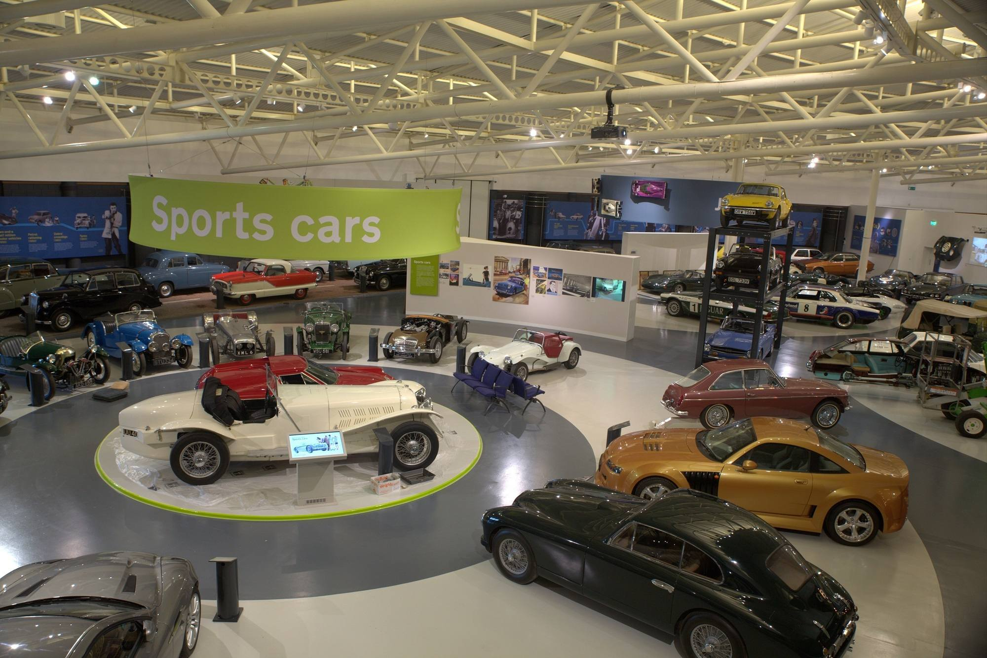 ... British Motor Museum opens to the Public 13-2-2016 -credit Roy Thole ...