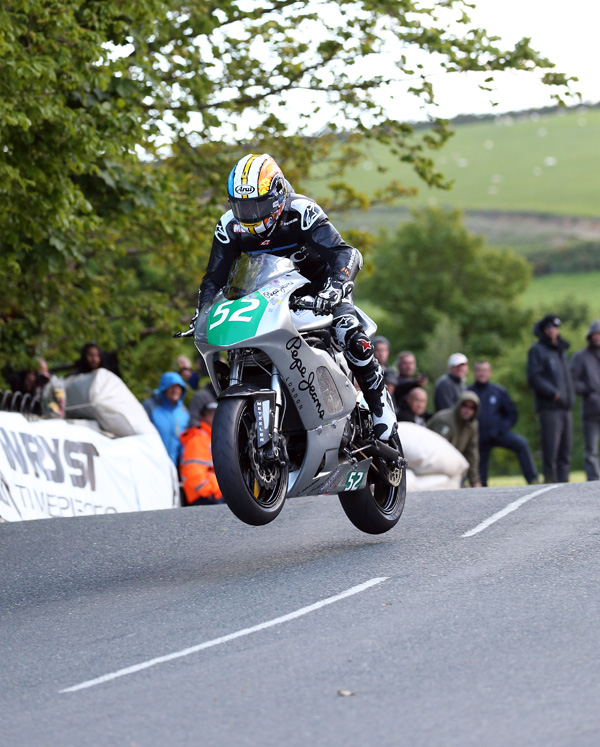 Adam Child confirmed to ride Lightweight TT for British Motorcycle Manufact
