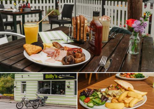 Billys On The Road, Biker Friendly Cafe, Billingshurst, West Sussex