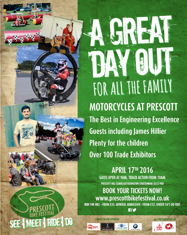 Prescott Bike Festival - just 60 days to go‏