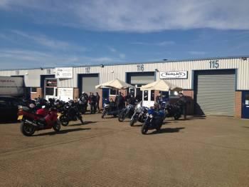 Rocky Jos Cafe, Biker Friendly Cafe, Wellingborough, Northants