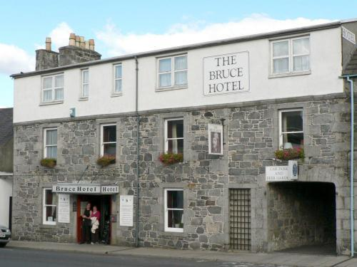 The Bruce Hotel, Biker Friendly, Newton Stewart, Dumfries, Scotland