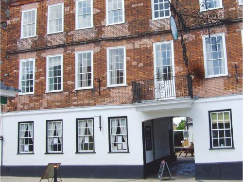 Swan Hotel, Biker Friendly, Harleston, Norfolk, pub
