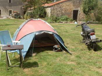 Fortified French Retreat, Biker Friendly, Foret-sur-Sevre, France