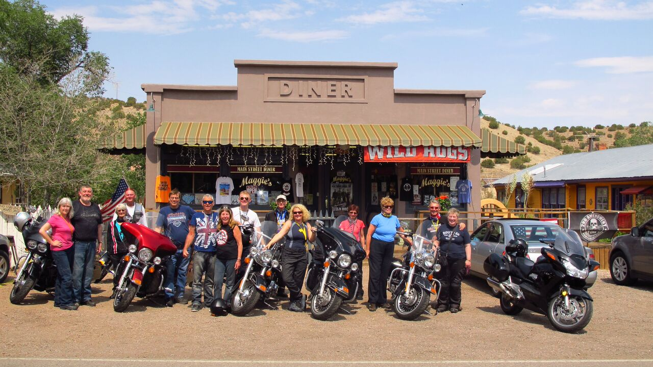 California Sunriders Guided Motorcycle Tours