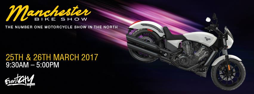 Manchester Bike Show 2017