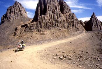 Desert Riders dvd, Algeria, Tenere desert, Dakar Rally