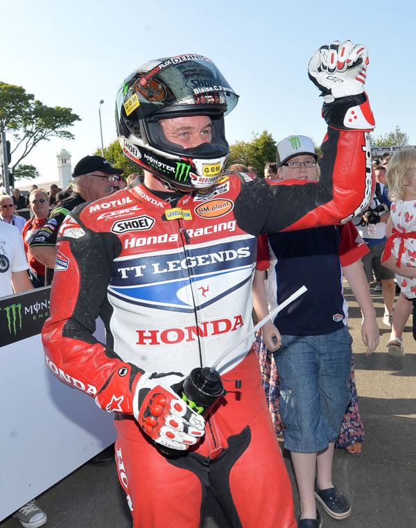 Happy Birthday John McGuinness