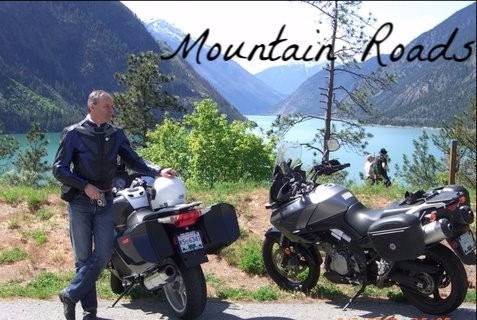 Canadian Rockies Tours, H-C Travel, Motorcycle touring