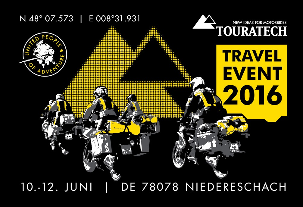 2016 Touratech Travel Event