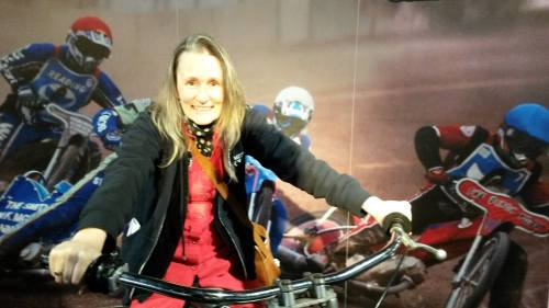 Haynes Motor Museum - winner Jude Steele