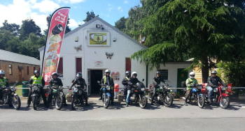 Pinewood Bar and Cafe, Biker Friendly, Wokingham, Berkshire