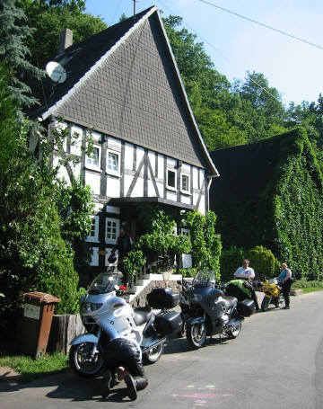 Vine Cottage Biker Friendly, Pirzenthal, Wissen, Germany