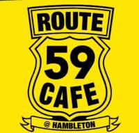 Route 59 Cafe, Skipton, North Yorkshire