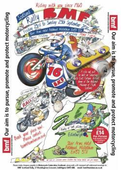 BMF Scotland Rally