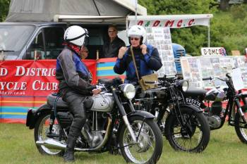 Romney Marsh Classic Motorcycle Events