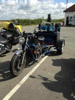 Flos Cafe, Biker Friendly, A1 Southbound, Nottinghamshire