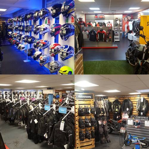 Sheffield Motorcycle Centre, clothing, parts, helmet, Yorkshire