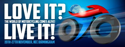 Motorcycle Live 2016, NEC Birmingham