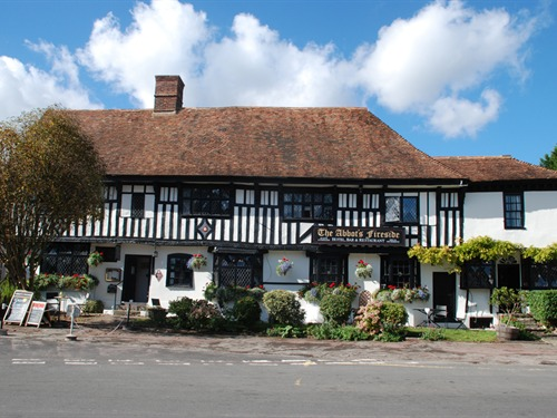 Abbots Fireside, Biker Friendly, Canterbury, Kent, Inn, parking
