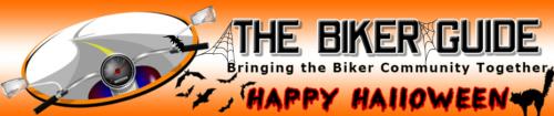 THE BIKER GUIDE - Halloween