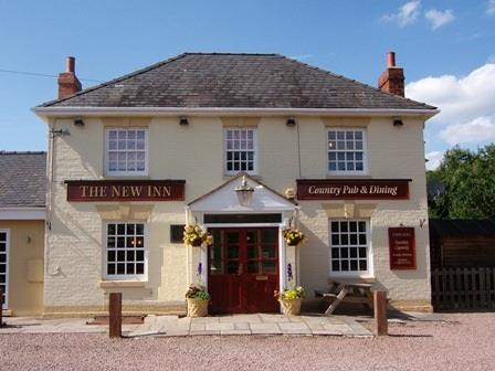New Inn, Biker Friendly, Storridge, Malvern, Worcestershire