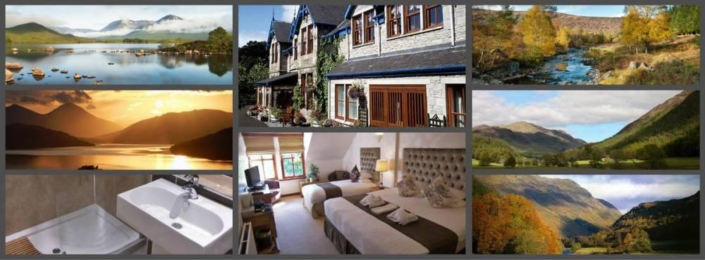 Rosemount Hotel, Biker Friendly, Pitlochry, Perthshire