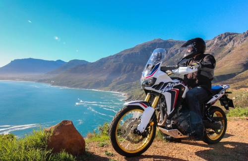 Africa Twin Adventures, exclusive and luxury motorcycle tours, South Africa