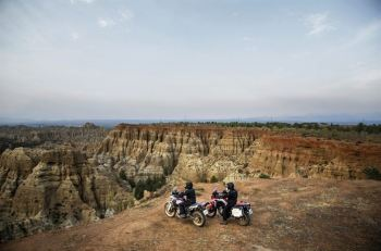 Africa Twin Adventures, adventure motorcycle tours, South Africa