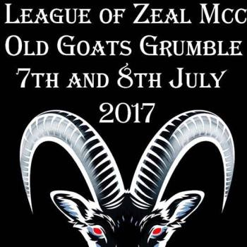 The Old Goats Grumble 3, League of Zeal, Derbyshire