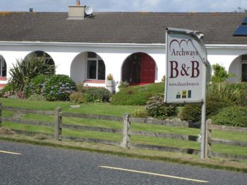 Archways, Biker Friendly, Tagoat, Rosslare, County Wexford, Ireland
