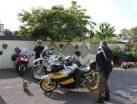 The Guest House, Biker Friendly, Abergavenny, Monmouthshire