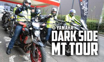 Yamaha Dark Side MT Tour