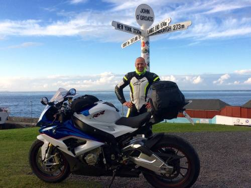 John OGroats from Barnstaple, Devon - Marc Kent