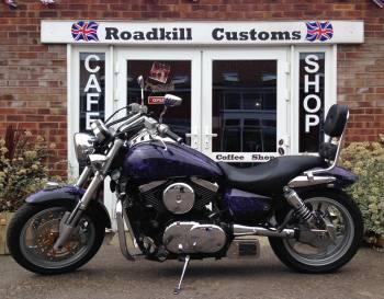 Roadkill Grill, Biker Cafe, Cromer, Norfolk