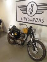 Rides and Rods, Motorbike restorations, custom builds, Warwickshire