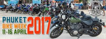 Phuket Bike Week 2017