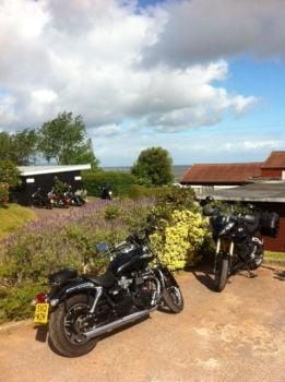 St Audries Bay Holiday Club, Biker Friendly, Somerset